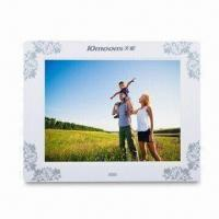 Wholesale 8-inch Digital Photo Frame with 800 x 600 Pixels High-resolution and Gravity Sensor Function from china suppliers