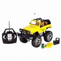 Buy cheap 1:10 Plastic RC Car Toy/ Vehicles Toy with 5 to 6 Hours Charging Time from wholesalers