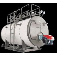 Buy cheap Greenhouse Oil Fired Steam Boiler , Commercial Oil Boilers Corrugated Low Noise product