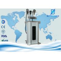 Buy cheap Vacuum Cavitation And Radiofrequency Machine For Cellulite Reduction / Body Contouring from wholesalers