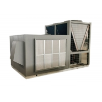 Buy cheap CE-LVD 105Kw Rooftop Packaged Units Air Conditioner Commercial from wholesalers