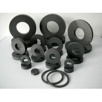 Buy cheap customized permanent industrial ring ferrite magnetic with high quality from wholesalers