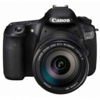 Wholesale Canon EOS 60D Digital SLR Camera with Canon EF-S 18-200mm IS lens from china suppliers
