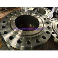 Buy cheap Nickel Alloy Flange B564;HastelloyC22,C-276, MONEL400, INCONEL600,625, INCOLOY800,800H ,WN,SO,BL, 6'' BL CLASS 150 from wholesalers