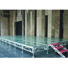 Buy cheap TV Show Aluminum Stage Platform , Dj Platform Stage 500 Kg / Sqm Capacity from wholesalers