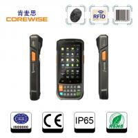 Buy cheap portable wifi wireless rfid/nfc reader with barcode scanner,gps,bluetooth----CFON610 from wholesalers