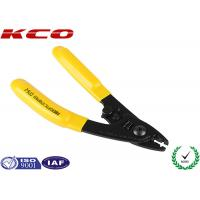 Buy cheap Indoor Fiber Optic Cable Stripper Miller Fiber Stripping Tool Stainless Steel from wholesalers