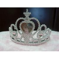 Wholesale Crowns for Baby Girls Elsa Anna Crown Children Party Crowns Girl's Queen Crown Manufactures