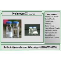 Buy cheap Bodybuilding Melanotan II / MT 2 / Melanotan 2 / MT-2 For Skin Tanning CAS 121062-08-6 from wholesalers