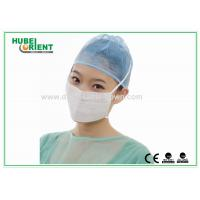 Buy cheap PP Surgical Disposable Earloop Face Mask , Medical Mouth Mask from wholesalers