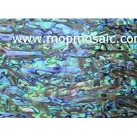 Buy cheap Blue abalone shell paper for guitar inlay from wholesalers