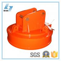 Buy cheap Hydraulic Generator Skid Steer Magnet Attachment , Excavator Accessories Quick Coupling from wholesalers