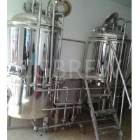 200L automatic machine for making craft beer Manufactures