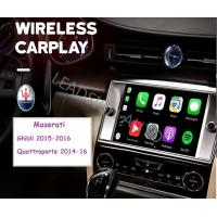 Buy cheap Build In Wireless Video Interface For Maserati Android Phone USB Charging Port from wholesalers