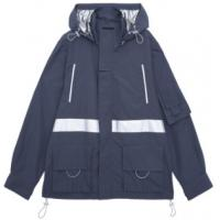Buy cheap Oversized Mens Winter Work Coats With Hood Waterproof Wind Resistant from wholesalers