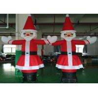 Buy cheap 3 Meter Big Festival Inflatable Tube Man Good Ripping Resistance Performance from wholesalers