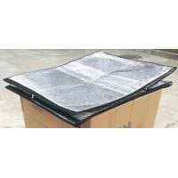 Buy cheap 1mx1.2mx1.5m Insulated Pallet Cover Class A Flame Grade With Thermal Reflection from wholesalers
