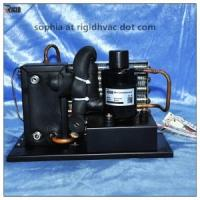 Buy cheap DC Condensing Unit with Evaporator in Refrigeration for Compact Water Cooled System from wholesalers