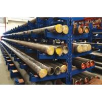 Buy cheap 900KG Long Loads Heavy Duty Steel Racks For Piping Finished Paint from wholesalers