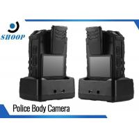 Buy cheap 1080P30 Live Video 4G Police Wearable Body Camera With Waterproof IP67 from wholesalers