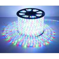 Wholesale IP65 Low Voltage LED Strip Lighting Holiday Multi Color Rope Lights 25pcs Bulbs from china suppliers
