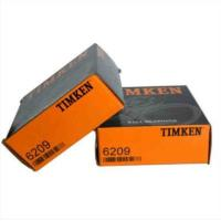 Buy cheap Original TIMKEN Transmission Ball Bearing 6209 Deep Groove Ball Bearing 6209 made in USA from wholesalers