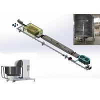 Buy cheap Loaf Bread / French Bread Production Line , Loaf Bread Making Machine from wholesalers