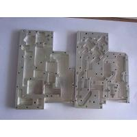 Buy cheap Plastic / Metal Rapid Custom Precision Machined PartsCNC Milling Service from wholesalers