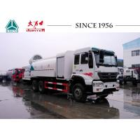 Buy cheap 5 To 15 Cbm Howo 6x4  Sprayer Truck With Fog Cannon For Disinfection from wholesalers