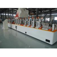 Buy cheap High frequency iron/carbon steel pipe making machine/erw tube mill from wholesalers