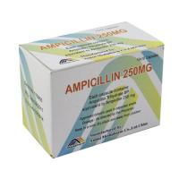 Buy cheap Ampicillin Capsule 250MG 500mg, 10*10'S/BOX BP/USP/CP from wholesalers