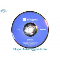 Buy cheap Microsoft Windows 8.1 Pro Oem Product Key , 64 Bit Windows 8.1 Upgrade Download from wholesalers