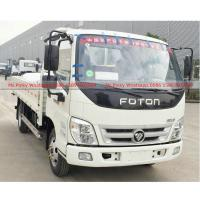 Buy cheap FOTON Light Tray Truck with 103HP Gasoline Petrol Engine for Sales Call/whatsapp 0086 15897603919 from wholesalers