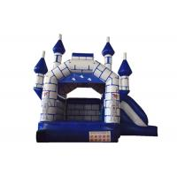 Buy cheap Inflatable Guards Castle Combo Jumping For Children Classic Mini Inflatable Castle Combo from wholesalers