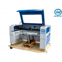 Buy cheap Stone Marble Tombstone Co2 Laser Cutting Engraving Machine  Engraving 1300*900mm from wholesalers