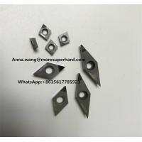 Buy cheap PCD (Polycrystalline Diamond) cutting tools PCD Inserts pcd tool Anna.wang@moresuperhard.com from wholesalers