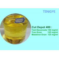 Buy cheap Yellow Injectable Anabolic Steroids , Cut Depot 400 for Fat Burning Steroids / Muscle Gainning from wholesalers