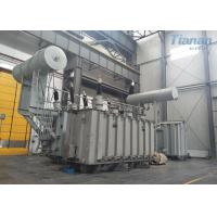 Wholesale 220 Kv 240MVA Oil Immersed Power Transformer / Earthing Transformer from china suppliers