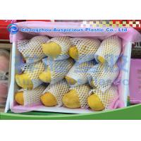 Buy cheap Perfect Protecting Material Epe Foam Fruit Net Packaging For Apple / Pear from wholesalers