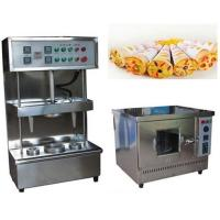 Fast food pizza cone making machine price Manufactures