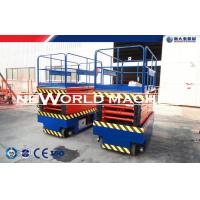 Wholesale 1.1kw CE Certificated Self Propelled Scissor Lift With Electric Motor from china suppliers