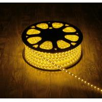 Buy cheap 220V SMD 5050 silicon waterproof LED strip light IP68 colorful strip light from wholesalers