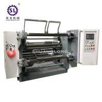 Quality SLFQ Paper Roll Slitter Rewinder Machine with Heavy Duty Structure for sale
