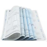 Wholesale Custom Computer Printing thermal Carbonless paper Sheets Forms Rolls manufacturer in china Manufactures
