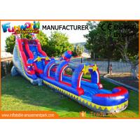 Wholesale Silk Printing Commercial Banzai Inflatable Water Slides For Outdoor Entertainment from china suppliers