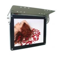 Buy cheap Wall Mounted Commercial Bus TV Monitors Shockproof High Color Uniformity from wholesalers