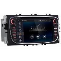 Buy cheap Ouchuangbo Auto Stereo DVD Player Ford Focus /Mondeo /Transit Connect  android 4.4 OS from wholesalers