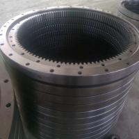 China small slewing ring 50Mn material slewing ring, single row ball external gear slewing bearing on sale