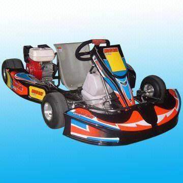 Buy cheap GENATA EEC GO KART GT250GK-8 from wholesalers