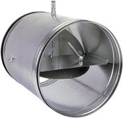 Wholesale Round in line air damper/volume control damper/VCD from china suppliers